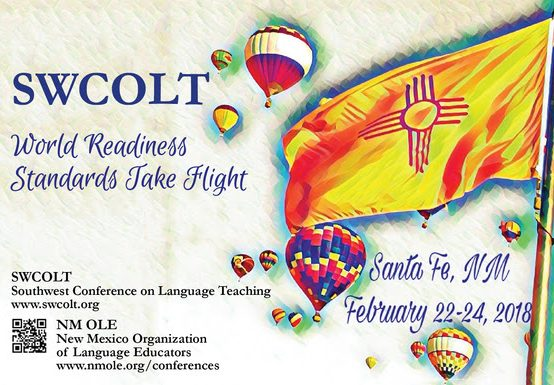 SWCOLT CONFERENCE FEBRUARY 22-24, 2018